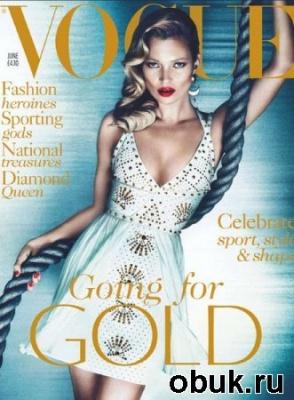 Книга Vogue - June 2012 (UK)