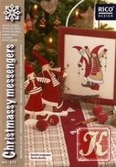 Книга Rico Design: Christmassy messengers №101 - 2007