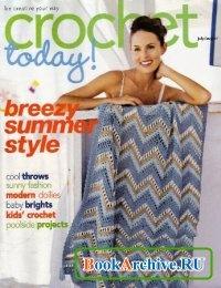 Книга Crochet Today 2007 July&August.