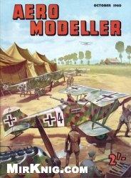 Журнал Aeromodeller Vol.26 No.10 (October 1960)