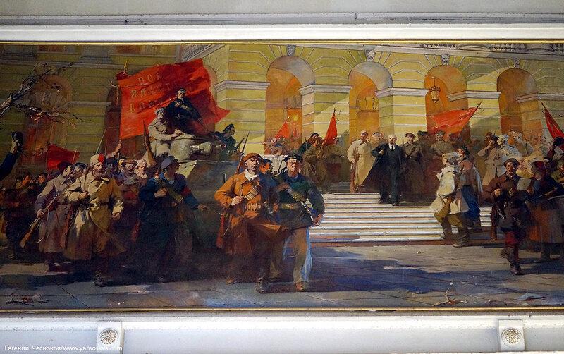 05. ВДНХ. Павильон Ленинград. 29.04.14.02..jpg