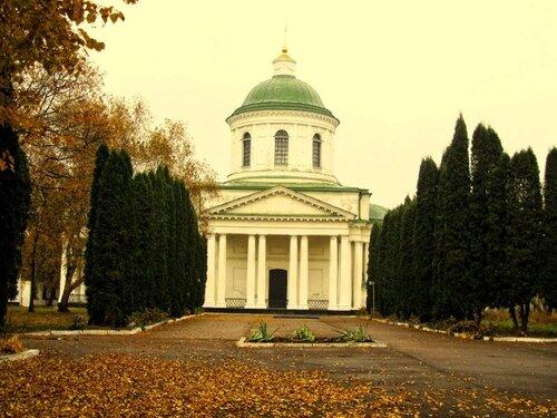 Храм Всіх Cвятих. Фото Катрич Людмили