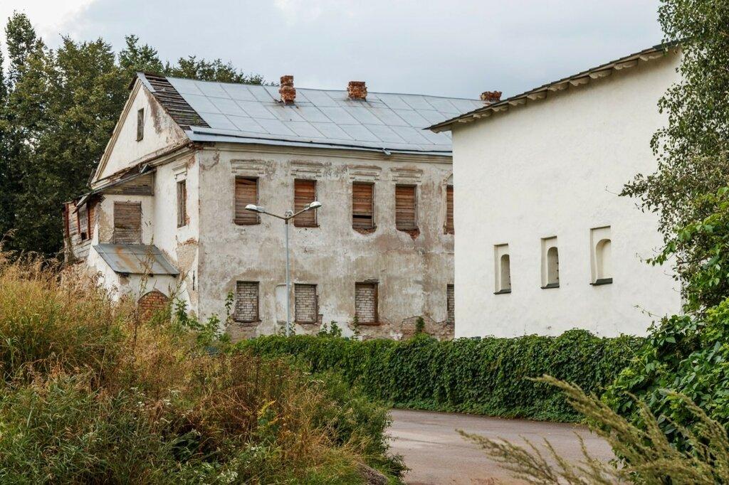 Четвертые палаты Меньшиковых (2-й дом Сутоцкого)