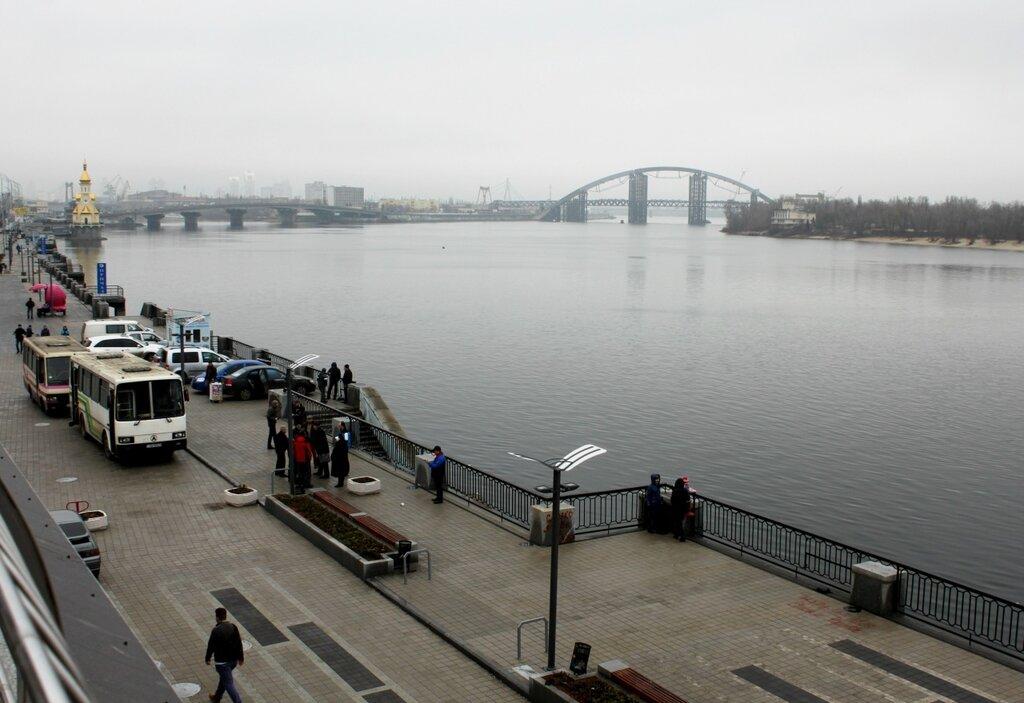 Киевский речной порт