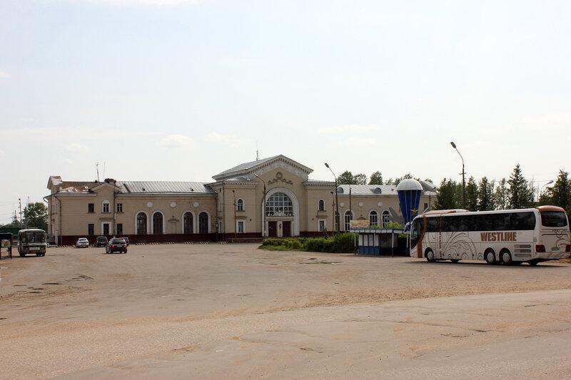 Вокзал Ржев-Балтийский