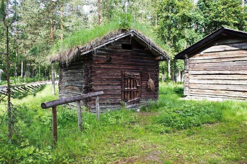 баня в Ханкасалми (Hankasalmi)