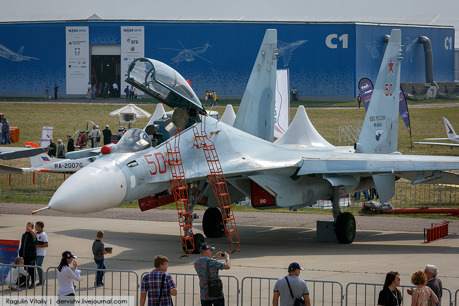 MAKS-2015 Air Show: Photos and Discussion - Page 3 0_dd0a0_15c1951e_orig