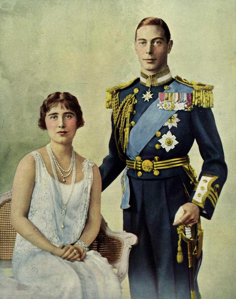 King George VI and Queen Elizabeth (Queen Elizabeth's Parents)