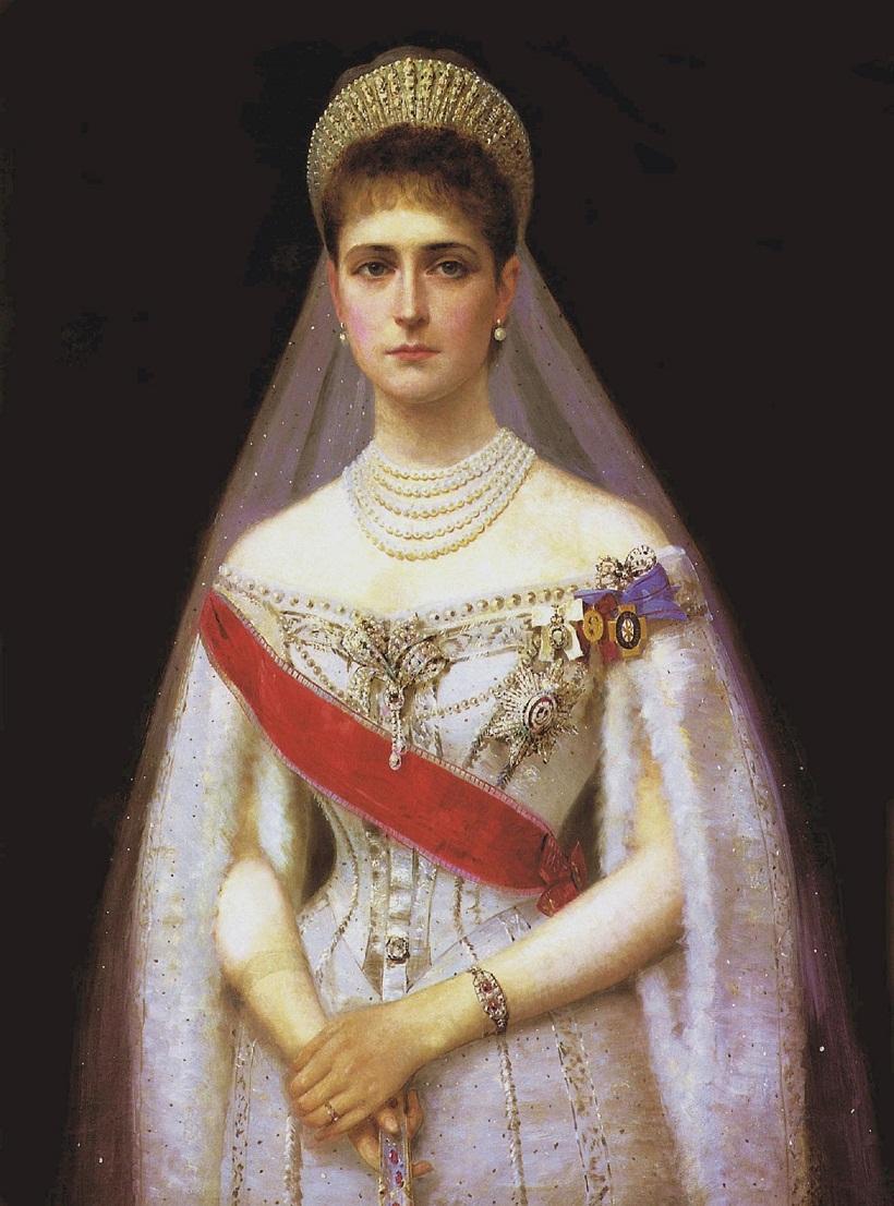 Александра Фёдоровна Алиса-Виктория-Елена-Бригитта-Луиза-Беатриса, принцесса Гессен-Дармштадтская