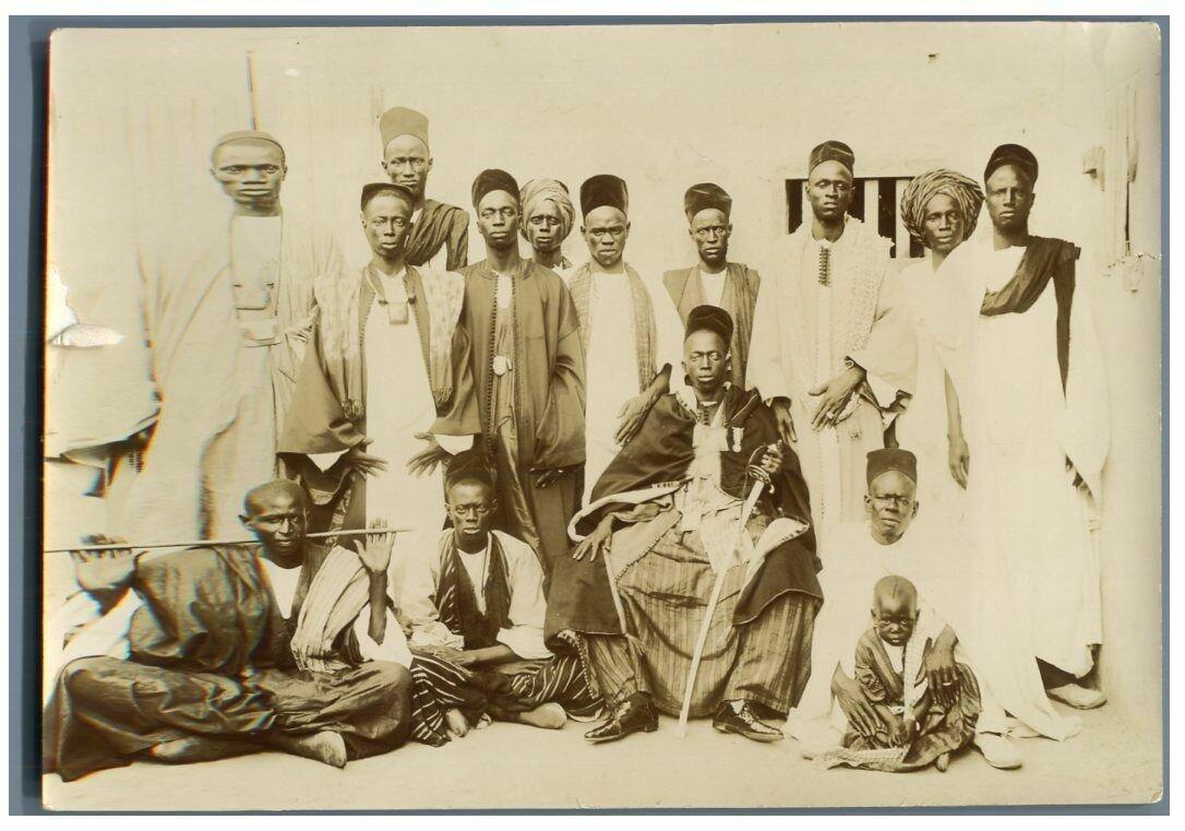 Король Баола. 1895