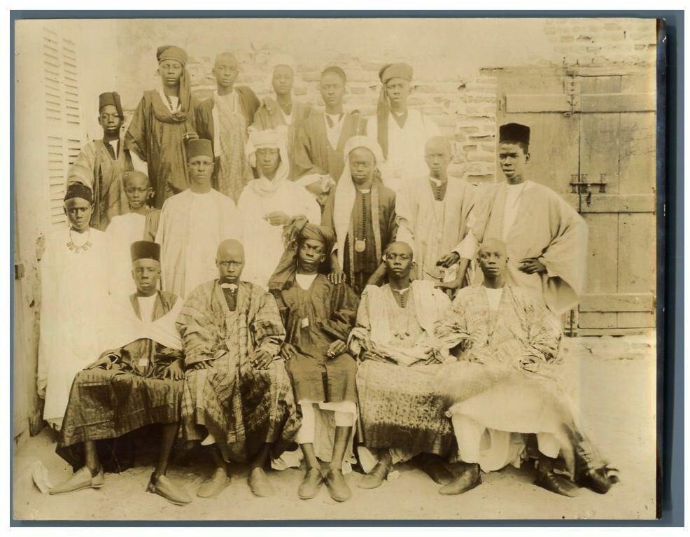 Избиратели.1900
