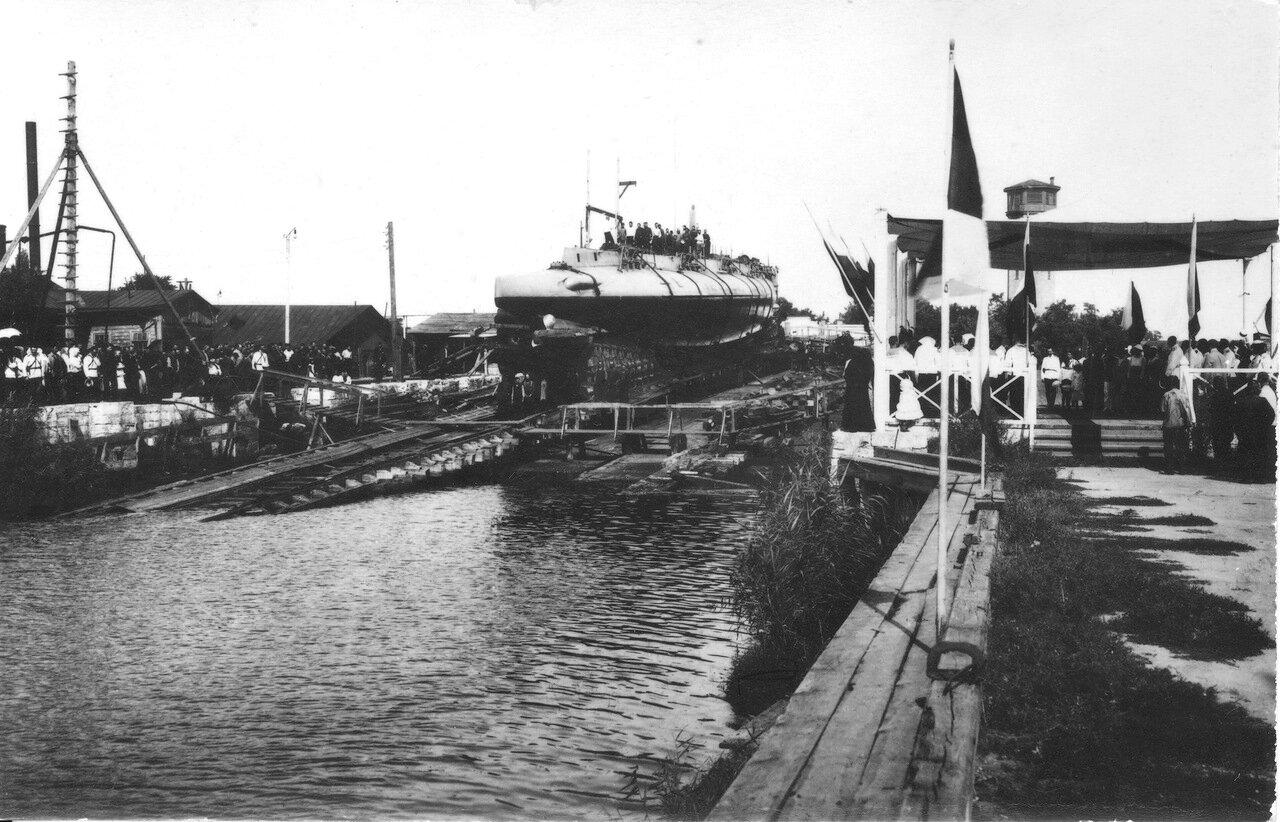 24. Подводная лодка