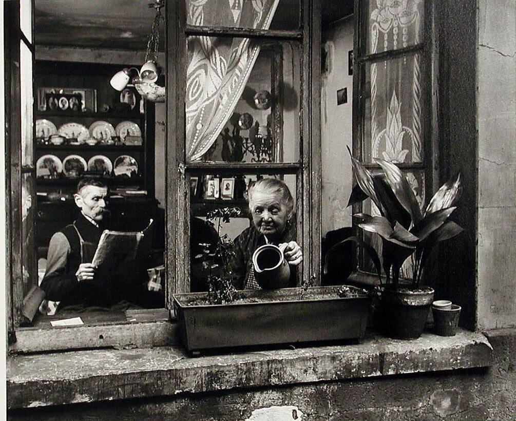 1946. Консьержи с Рю дю Драгон