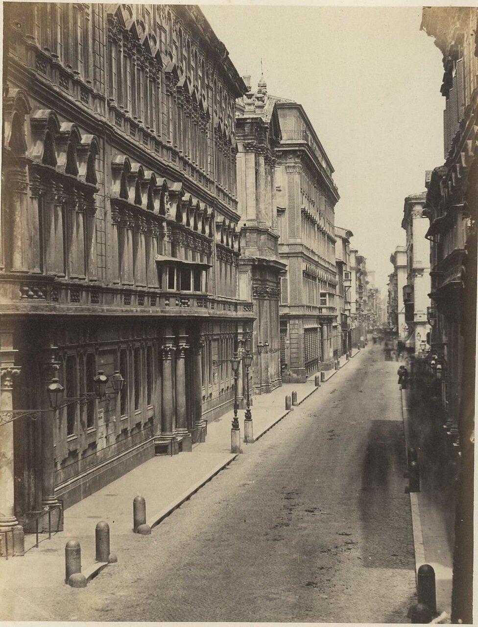 Дворец Дориа Памфили. 1885