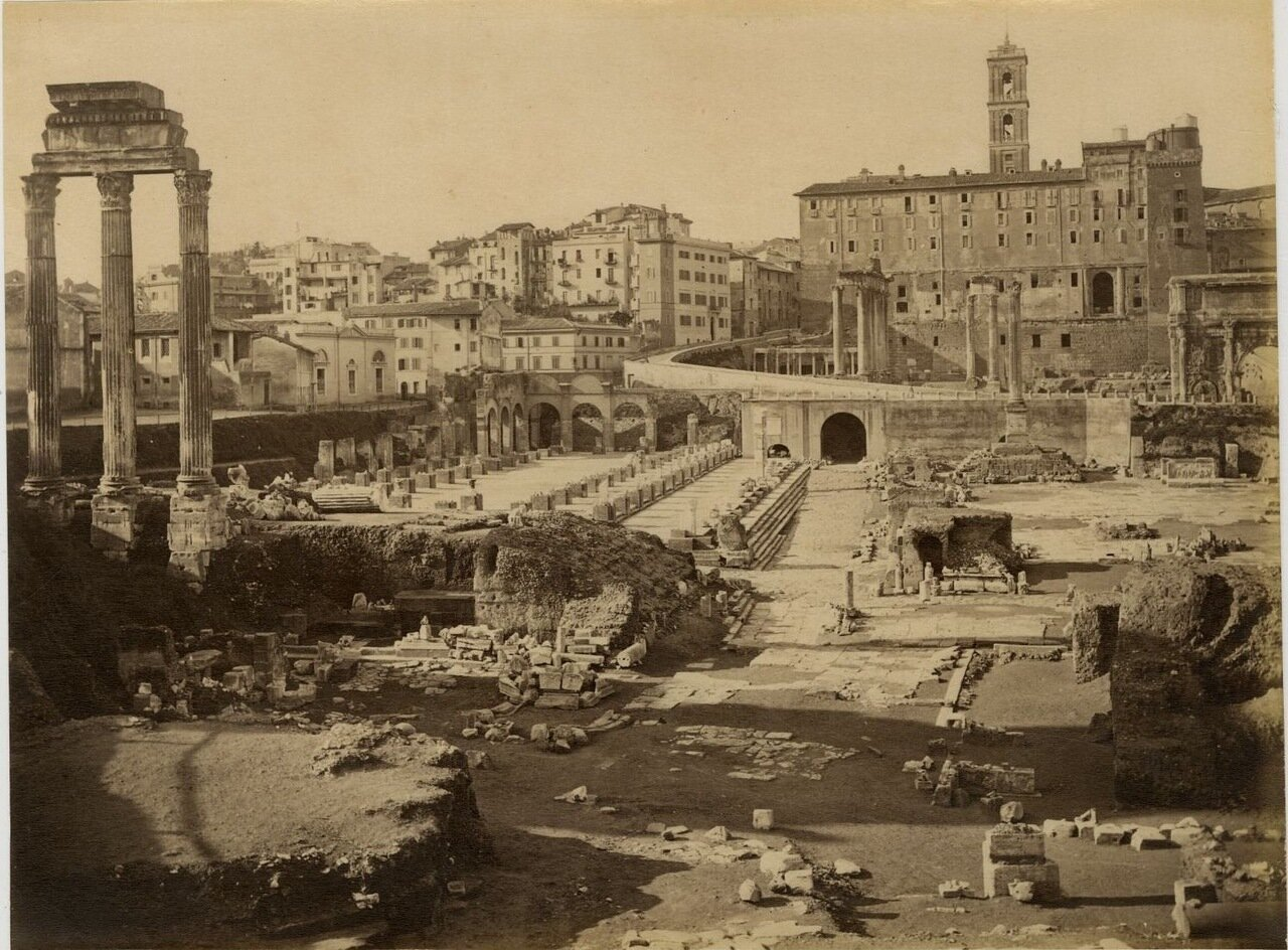 Форум. 1870