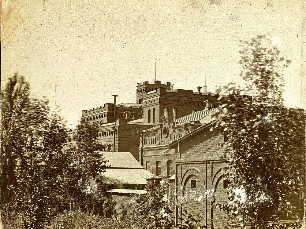 Усадьба в Харинском (Саммеровском) переулке