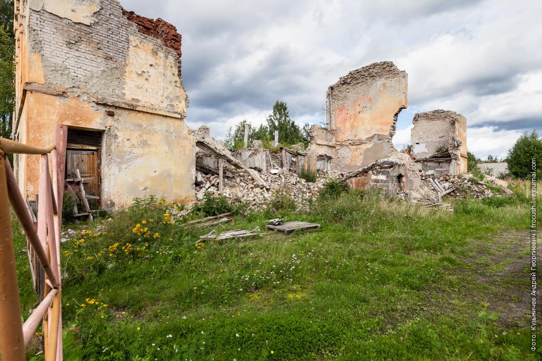 финские оборонительные укрепления карелия