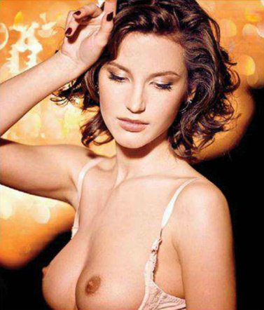 Девушка месяца Юлия Попова в Playboy Россия, март 2013
