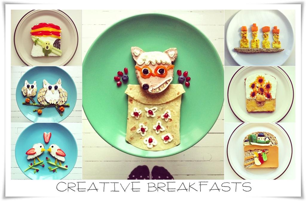 Creative Breakfasts