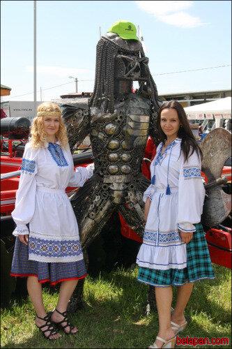 """Cельскохозяйственная выставка """"Белагро 2013"""""""