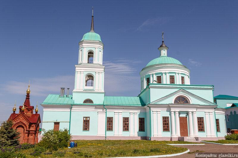 Русское Никольское. Церковь Николая Чудотворца.