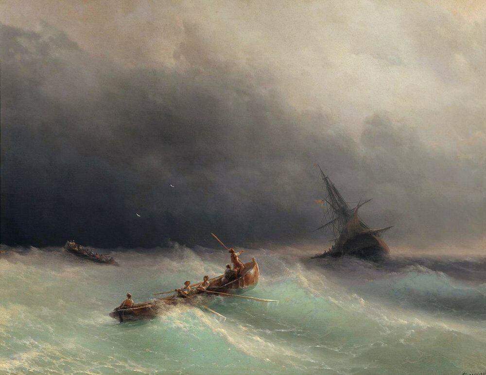 Буря на море. 1873.jpg