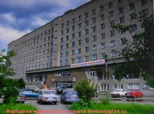 Больница на чапаевском в чебоксарах