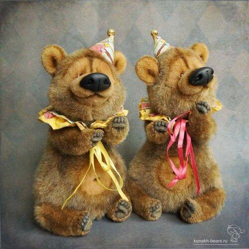 Цирковые мишки (Гаврюша)