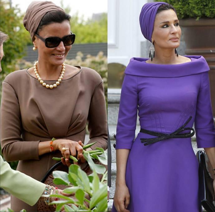 Самая модная и влиятельная женщина АРАБСКОГО мира!
