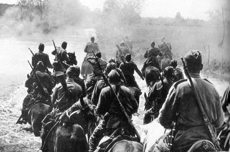 Лошади   участники Великой Отечественной войны