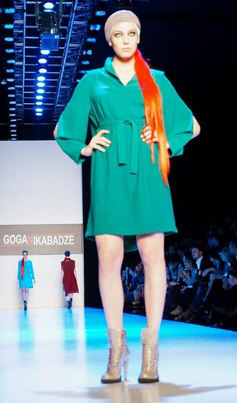 0 81767 fefdfa72 XL Goga Nikabadze на Mercedes Benz Fashion Week