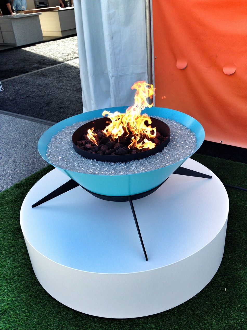Открытый уличный камин AstroFire