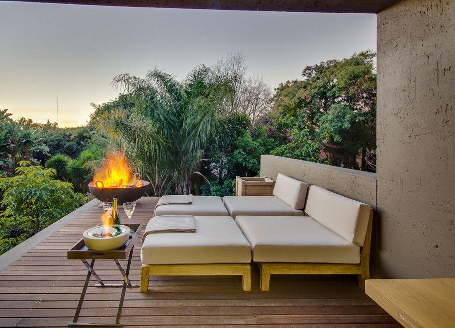 Дом в Йоханнесбурге от Nico van der Meulen