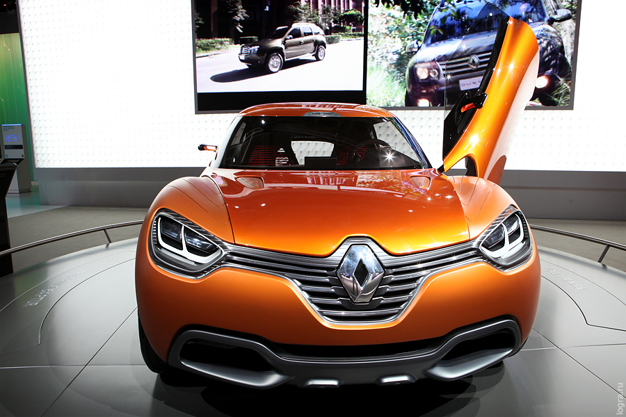 Московский Международный Автомобильный Салон 2012