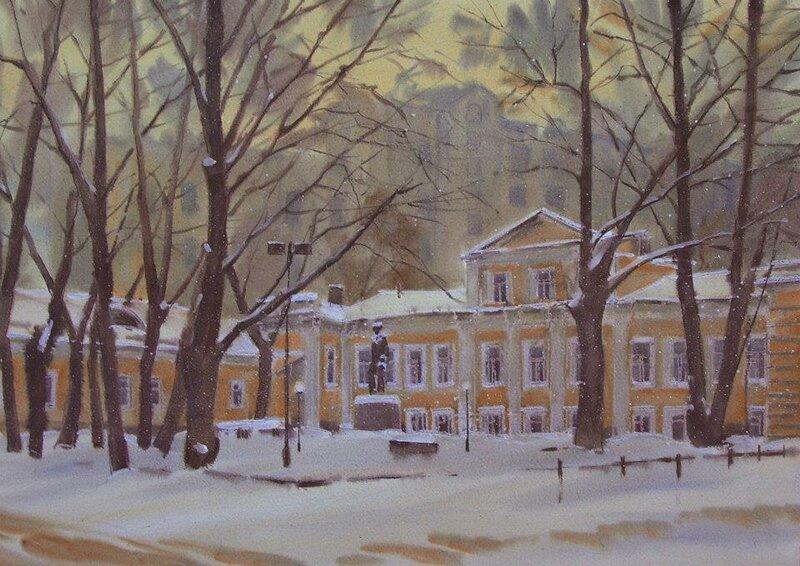 Игорь Манухов.