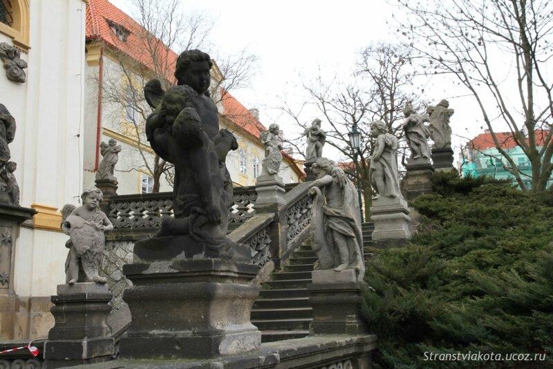 Прага, Лорета