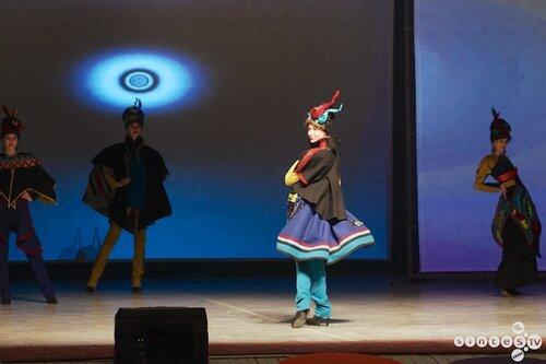 Праздничное мероприятие, посвященное 25-летию изостудии «Акварель»