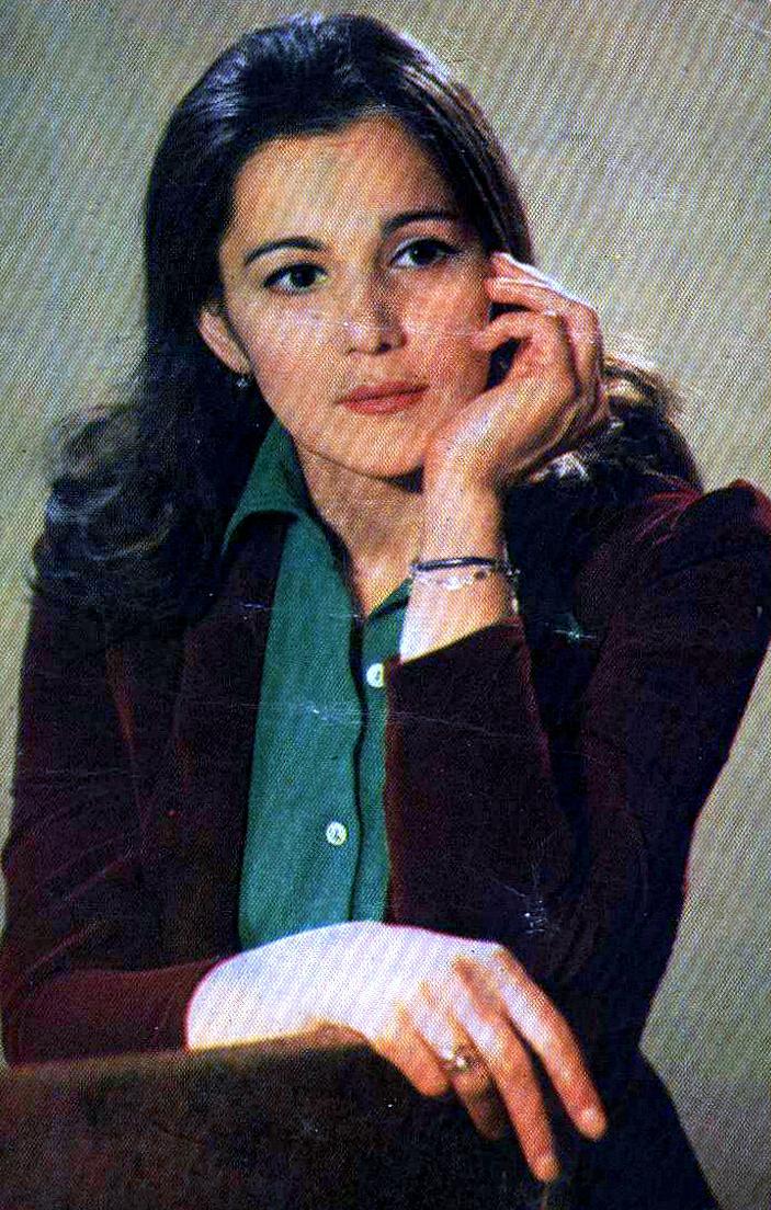 Валентина Асланова, Актёры Советского кино, коллекция открыток