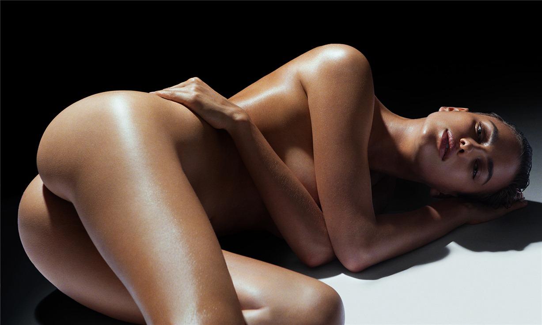 Irina Shayk / Ирина Шейк в проекте Естественная красота / Natural Beauty by James Houston
