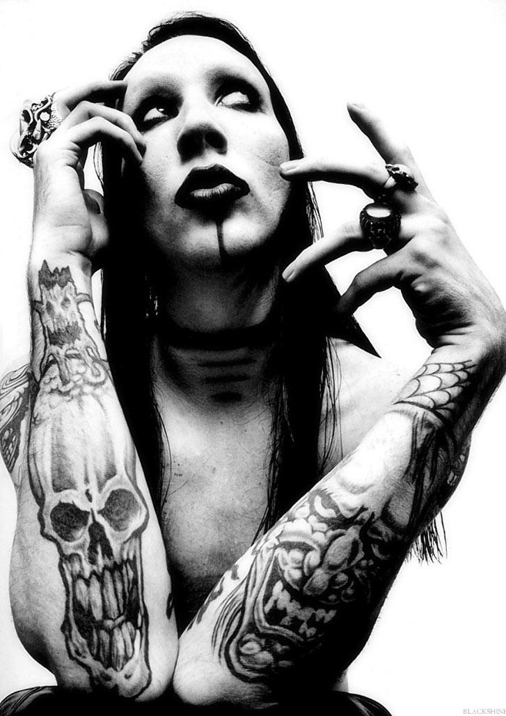 Мэрилин Мэнсон / Marilyn Manson