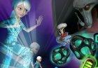 Монстры против пришельцев - Гигантика на платформе