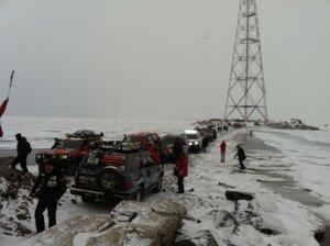 Vladivostok finished national race