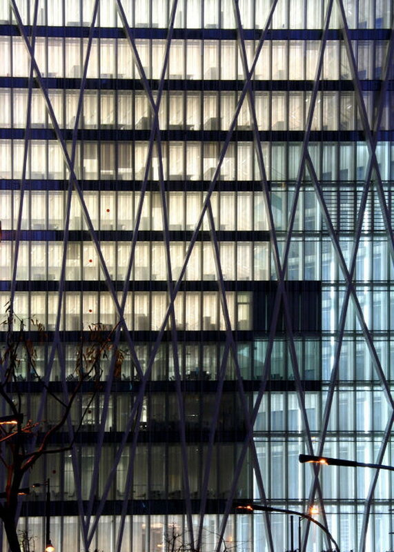 Офисное здание Diagonal Zero Zero. Барселона, Испания