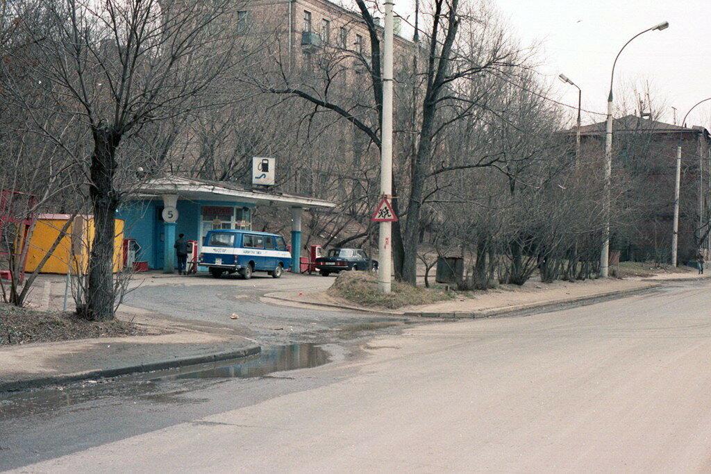 44503 АЗС на Рочдельской ул 1988.jpg