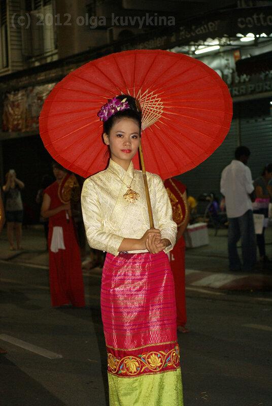Фестиваль Лои Кратонг в Таиланде