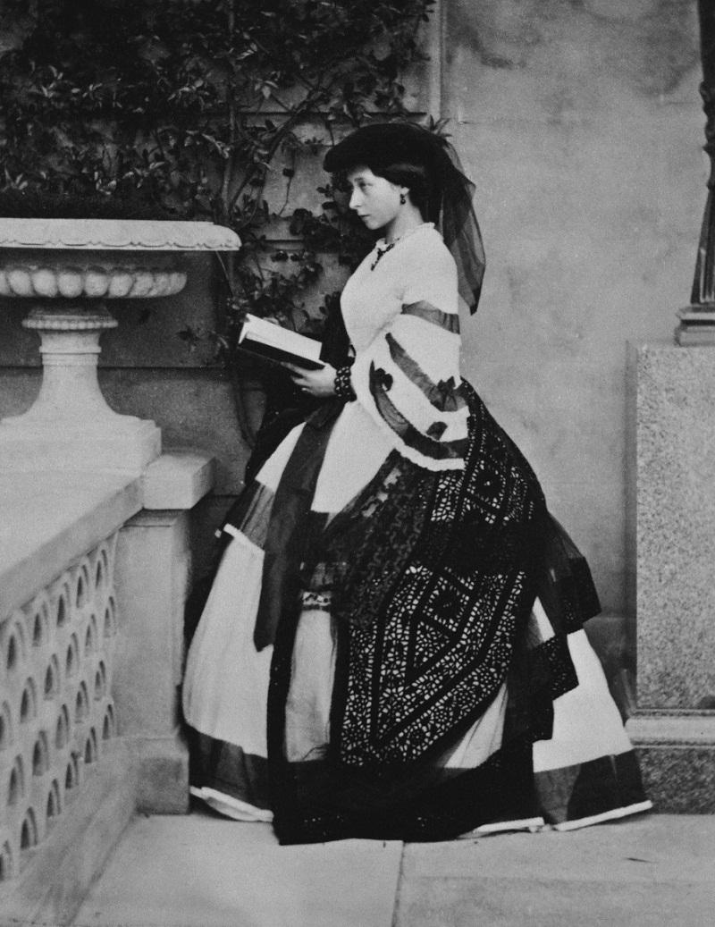 Принцесса Алиса, июль 1859 г., Осборн.