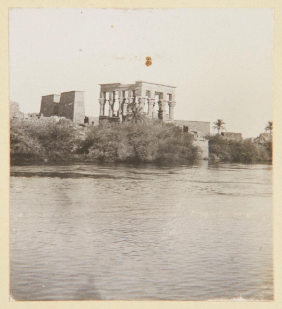 Филе. Киоск Траяна. 1898