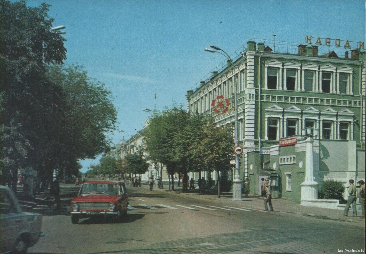 1. Улица Советская