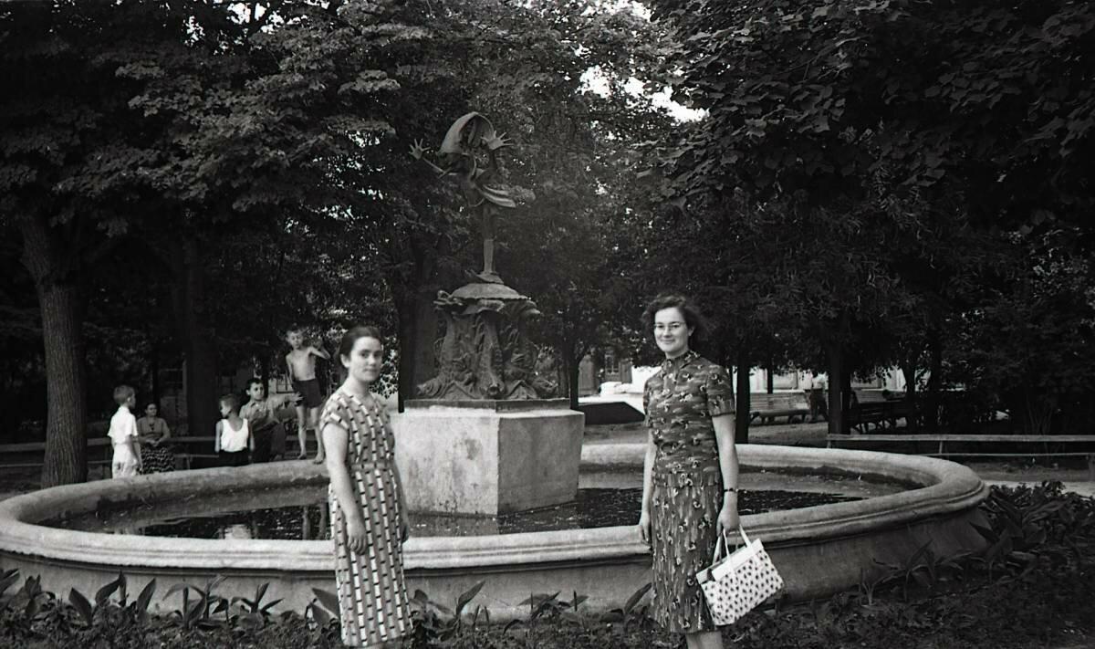 В  парке Вити Черевичкина