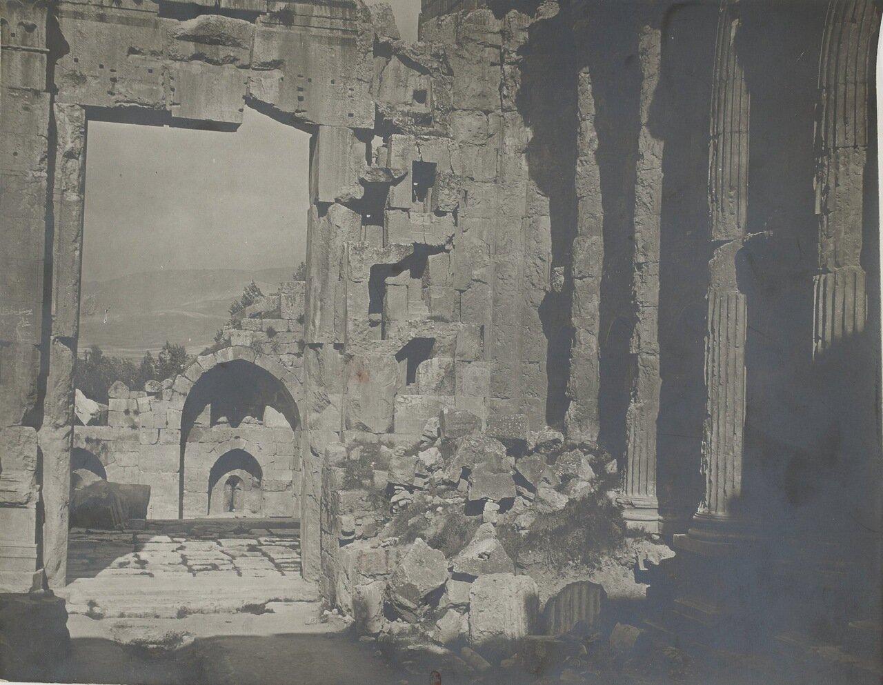 Ливан. Баальбек